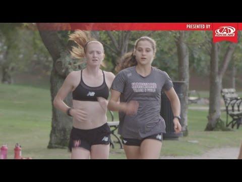 Workout Wednesday: #22 Harvard Women 3x3K