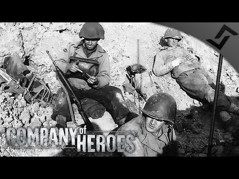 Defending Hill 317 - Company of Heroes: EaW - Normandy Mission 15