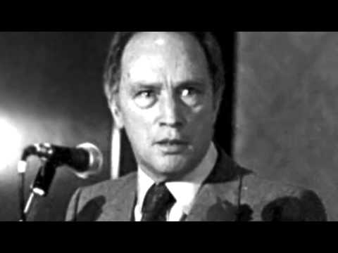 Pierre Trudeau Separation of Church and State