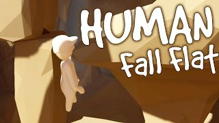 Human Fall Flat Gameplay - Driving Boats & Getting Stuck!