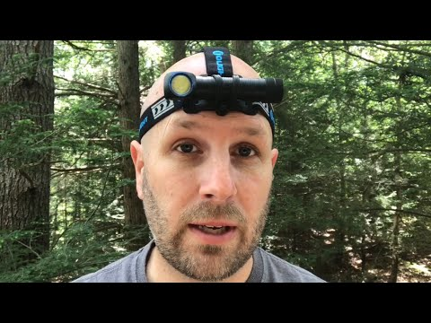 Olight  H2R Nova Flashlight Review: EDC and Headlamp, 2300 Lumens