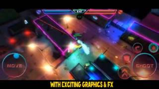 Hassle - mobile online shooter