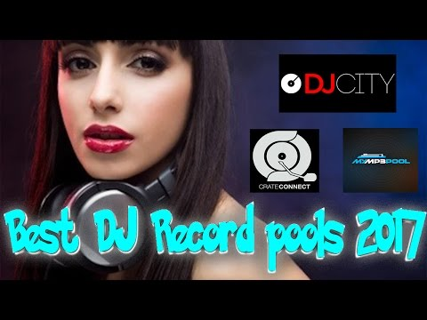 Best Club/Bar DJ Record Music/Video Pools 2017