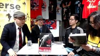 YouTube動画:ヴァースコミックス動画#17『ダン・スロットのファンタスティック・フォーをアメコマー菅野さん、キャプYさん、PUNPEEさんと共に紹介する配信!』