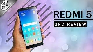 Xiaomi Redmi 5 Review - A Second Look!