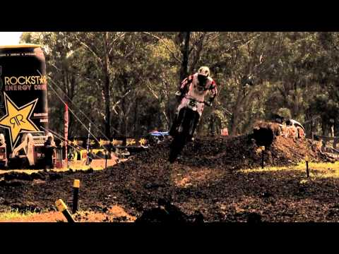 Motodevelopment Raw - CDR Rockstar Yamaha - MX Nationals Rd. 2