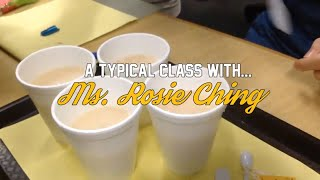 SMU Tea Experiment (Fisher's Exact Test)