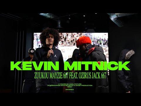 Youtube: Zuukou Mayzie – Kevin Mitnick Feat Osirus Jack
