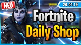 Fortnite Daily Shop *NEU* ICE QUEEN SKIN (20 Januar 2019)