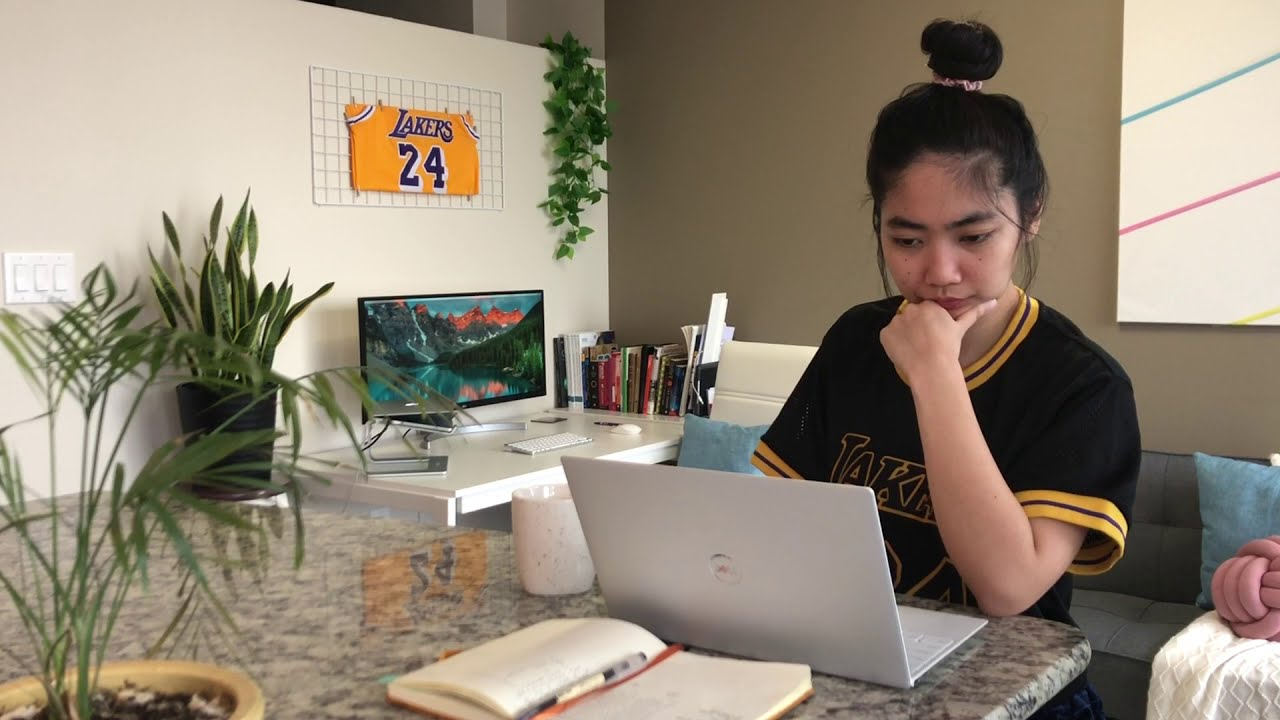 STUDY WITH ME Real Time   Remembering Kobe Bryant [24 mins, inspirational music]