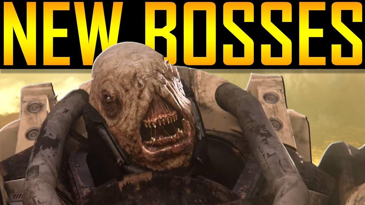 Destiny - NEW CABAL BOSSES!