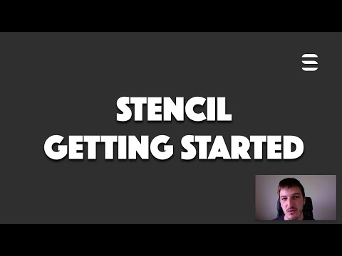 Using Ionic with Stencil: Basic Concepts & Getting Started - YouTube