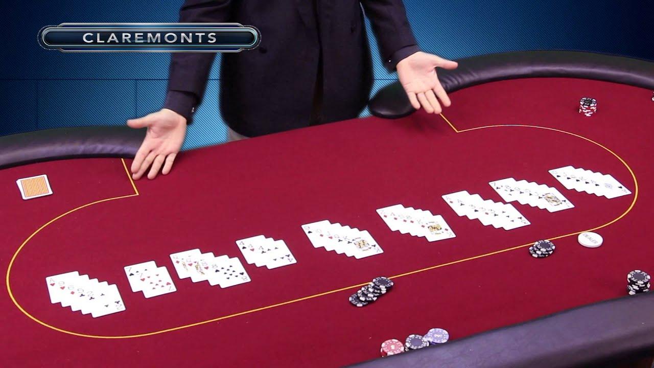 poker hands high card