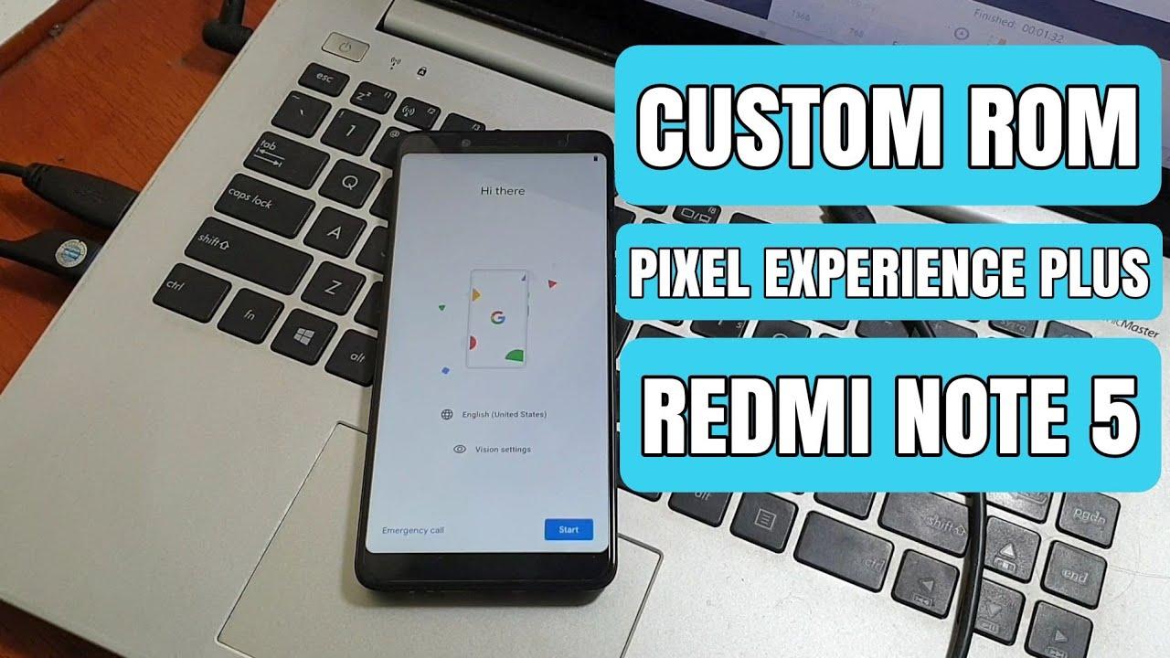 Pixel Redmi 5