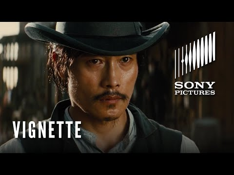 THE MAGNIFICENT SEVEN Character Vignette  The Assassin ByungHun Lee