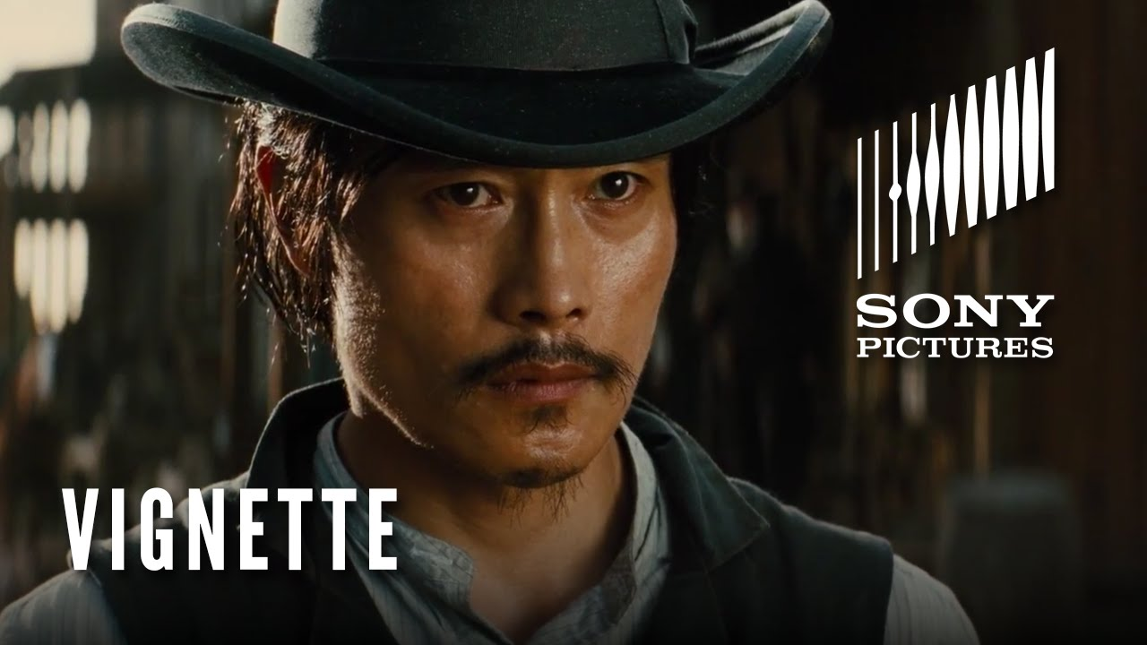 THE MAGNIFICENT SEVEN Character Vignette - The Ass