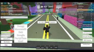 Obama dabbing in roblox and other dance moves
