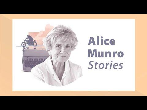 Виртуальное знакомство «Элис Манро. Нобелевская премия по литературе»