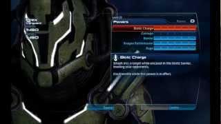 Mass Effect: 3 - Krogan Vanguard Guide - Damien