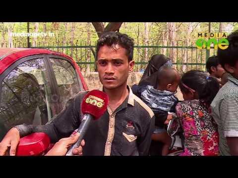 Rohingya migrants begging for help