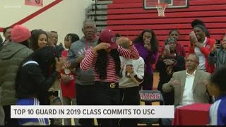 One Of The Top Guards In The Country Chooses USC
