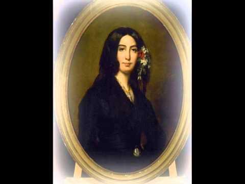 """Jerzy Waldforff ~ """"Co Chopin widział w George Sand"""" (?)"""