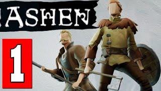 ASHEN: Gameplay Walkthrough Part 1 FULL GAME Lets Play Playthrough XBOX PC