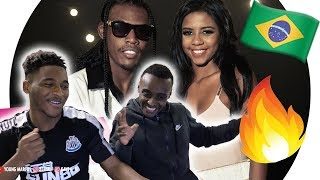 Baixar Gringos Reagem a MC Kekel e MC Rita - Amor de Verdade (KondZilla) - Young Marcus X Black Reaction