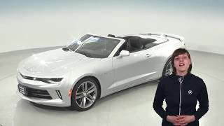 Used 2017 Chevrolet Camaro Review - A94568TA