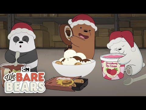 We Bare Bears | Jingle Bear Rock | Cartoon Network