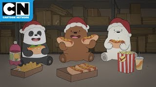 We Bare Bears | Jingle Bear Rock | Cartoon Network