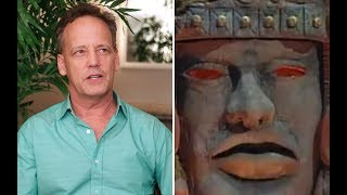 Dee Bradley Baker on how he came up with Olmec's voice on Legends Of The Hidden Temple