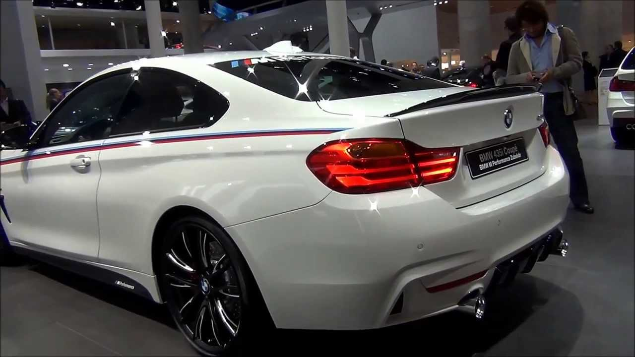 Bmw F32 435i M Performance Iaa Frankfurt 2013 Autopower