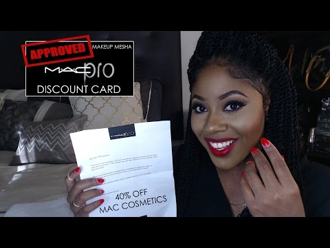 MAC Cosmetics Pro Membership Card | How To Apply!