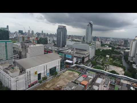 Bangkok, Thailand in 4K with Phantom 4 Drone!