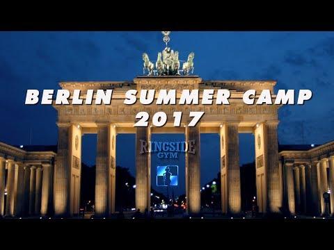 Berlin Summer Camp 2017 || Rico Vieira and Jackson Sousa || Checkmatberlin