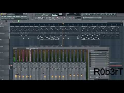 TAG SHAI - DELUDED ( Instrumental remake by R.R Beats )