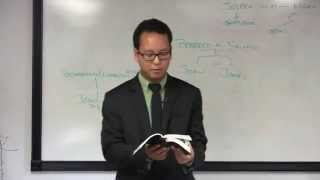 4th Qtr 2014, Lesson 01 - The Book of James