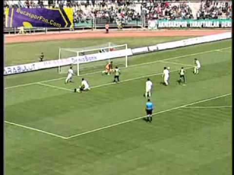 Akhisarspor 0-1 Bucaspor 'umuz Maçı Özeti   29. Hafta