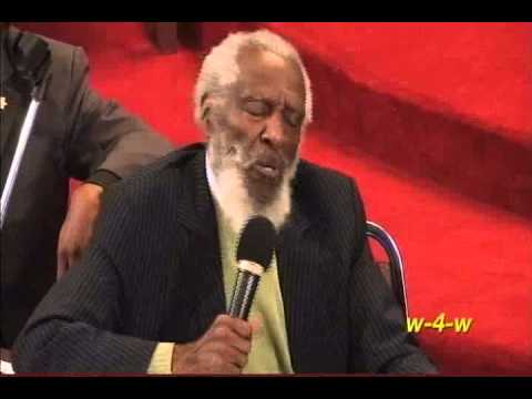 Dick Gregory - LESSONS FROM THE TRAYVON MARTIN TRAGEDY