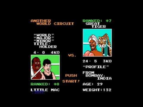 Mike Tyson's Punch-Out!! Tutorial For Speedrunning - Great Tiger