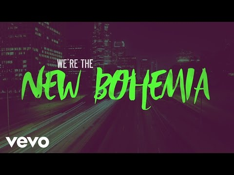 Transviolet - New Bohemia (Lyric Video)