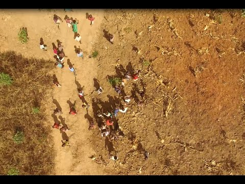 DJI - Uganda from the air