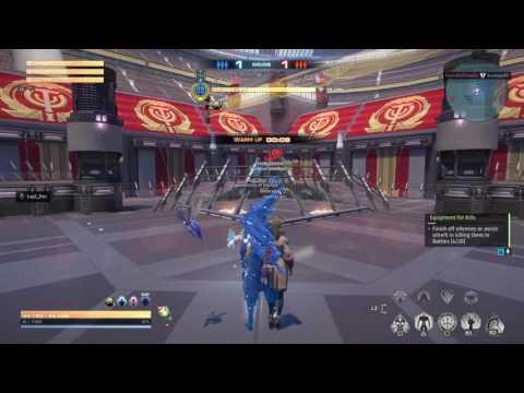 Skyforge PS4: Necromancer