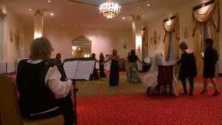 The Best Tisch/Bedeken -- Ceremony/Cocktail Trio Around