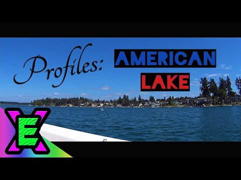 Profiles: American lake - Lakewood, Washington (2016)