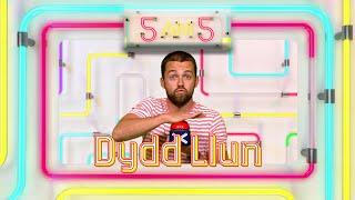5am5 Dydd Llun - Cwestiynau