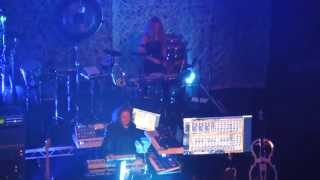 "Tangerine Dream - ""The Silver Boots of Bartlett Green"" - Shepherds Bush Empire, London - 23 May 2014"