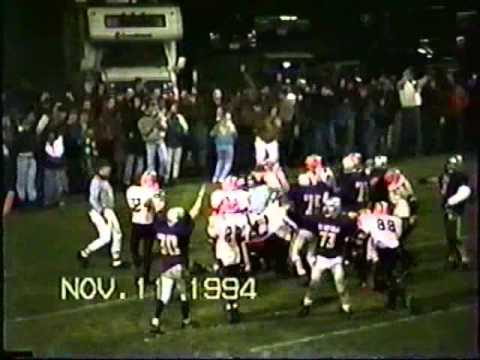 1994 RLF Football Highlight Tape