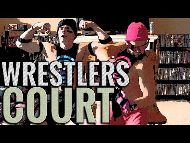 The Following Announcement Show - Wrestlers Court